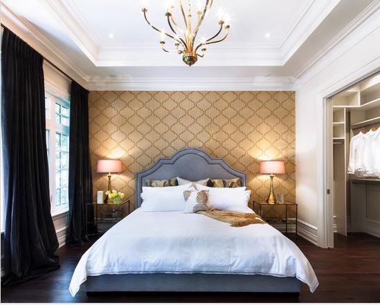 accent walls emphasize a focal point evelyn 39 s blog